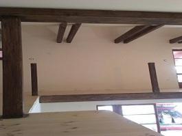 Dřevěná podesta